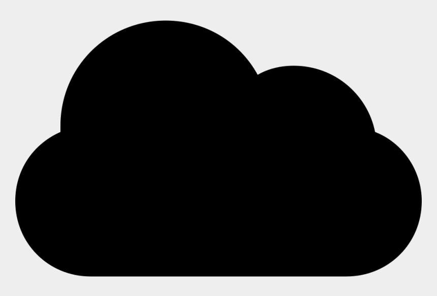 condensation cloud clipart, Cartoons - Cloud Dark Shape Comments - Heart