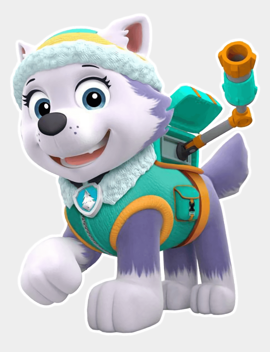 be on the lookout clipart, Cartoons - Paw Patrol Lookout Png - Everest Paw Patrol Png