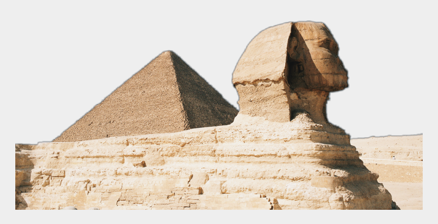 great sphinx clipart, Cartoons - Great Sphinx Of Giza