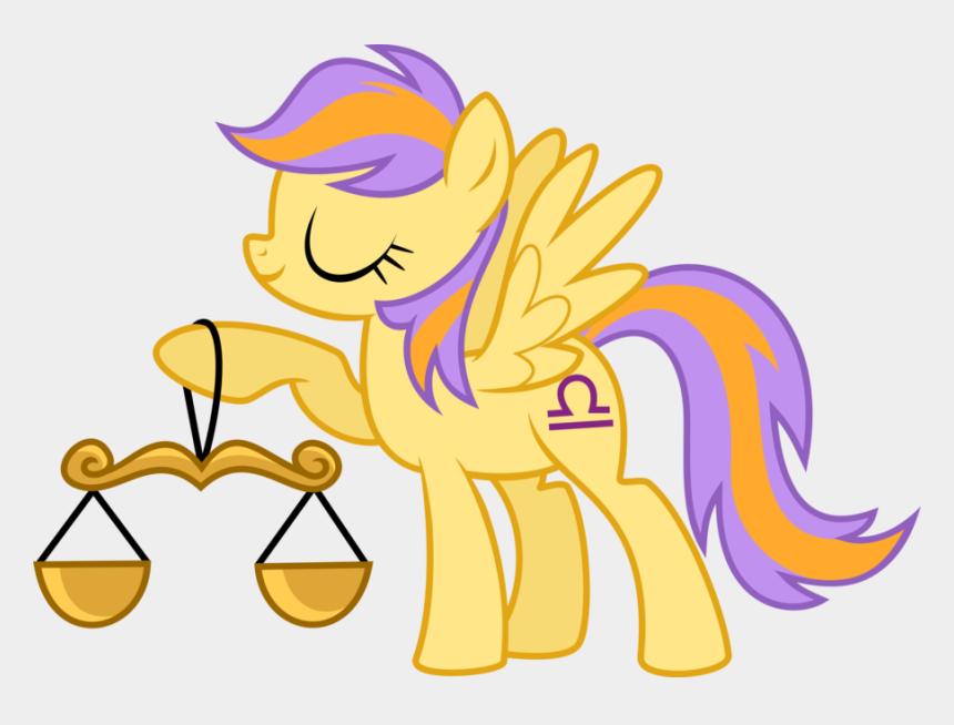 libra clipart, Cartoons - Libra Pony By Flizzick On Clipart Library - Libra Pony