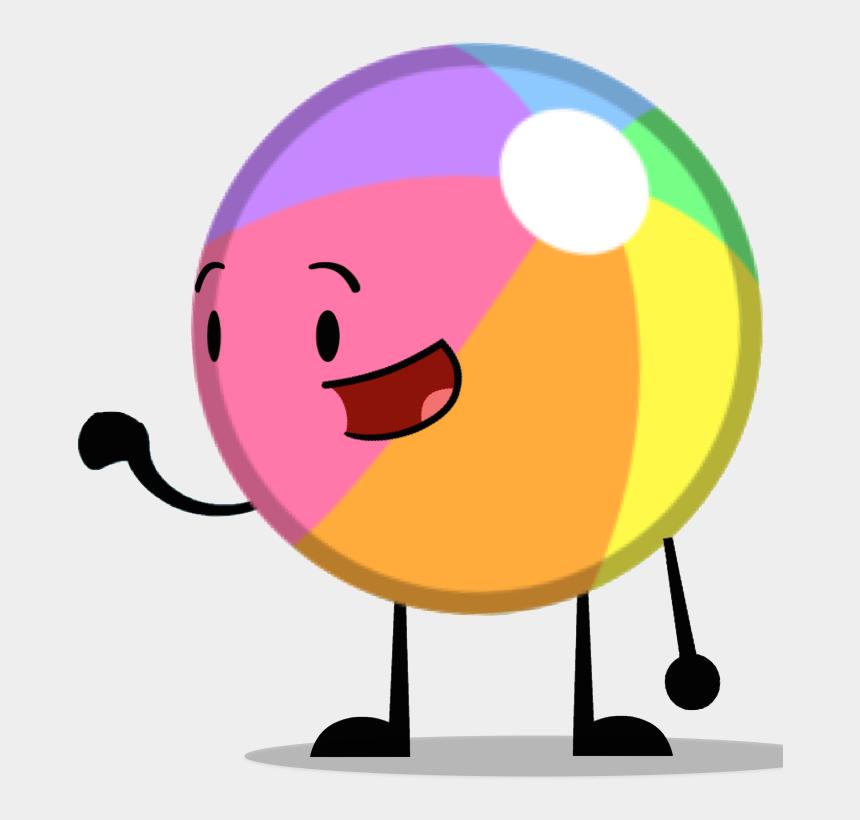 idle clipart, Cartoons - Beach Ball Idle - Through The Woods Beach Ball
