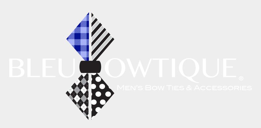 polka dot bow tie clipart, Cartoons - Bleu Bowtie Logo Transparent - Polka Dot