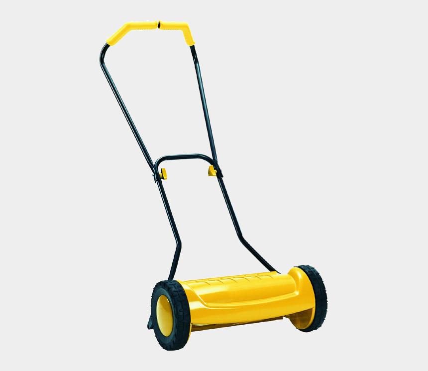 zero turn lawn mower clipart, Cartoons - Lawnmower Vector Clip Art - Push Lawn Mower
