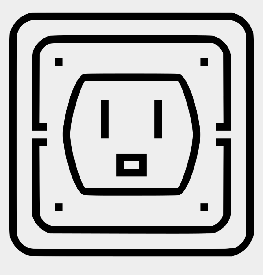 power supply clipart, Cartoons - Outlet Svg Png Icon Free Download Onlinewebfonts Ⓒ - Power Outlet Icon Png