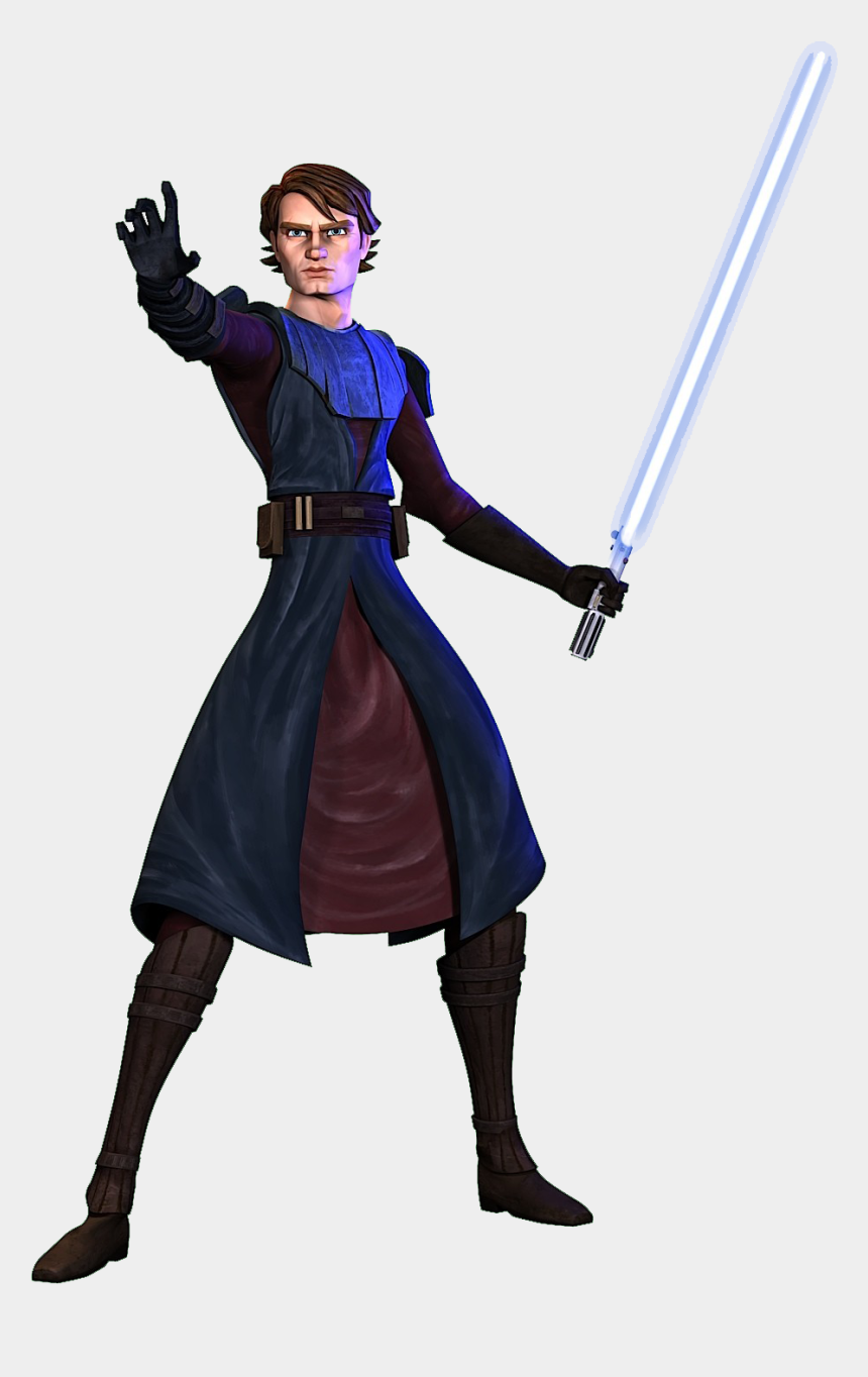 clone clipart, Cartoons - Clone Wars - Anakin Skywalker - Clone Wars