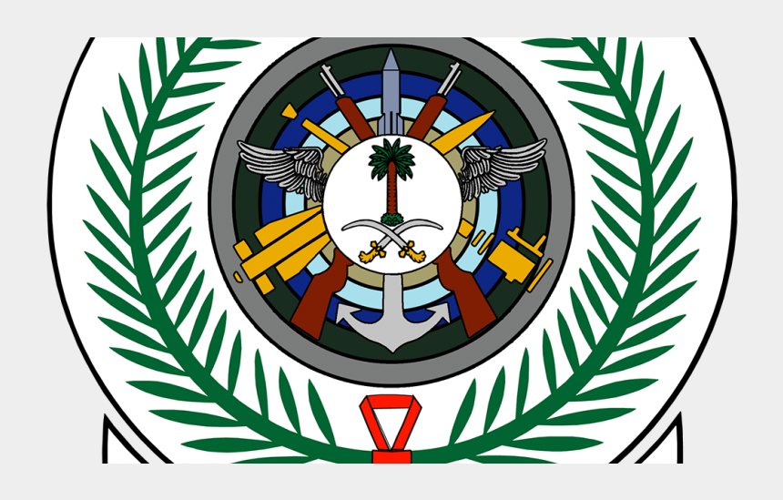 armed forces emblems clipart, Cartoons - New Structure Of Saudi Defense Ministry Depends On - Saudi Arabia Armed Forces Logo