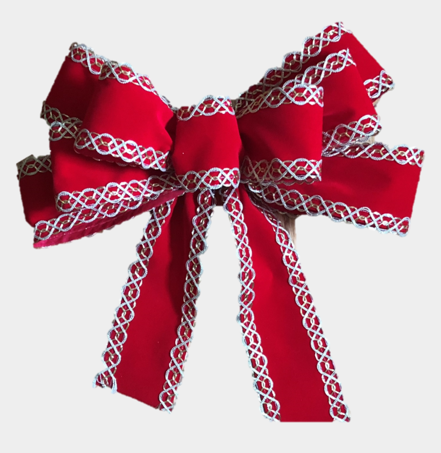 red gift bow clipart, Cartoons - Red Gift Bow Png - Present
