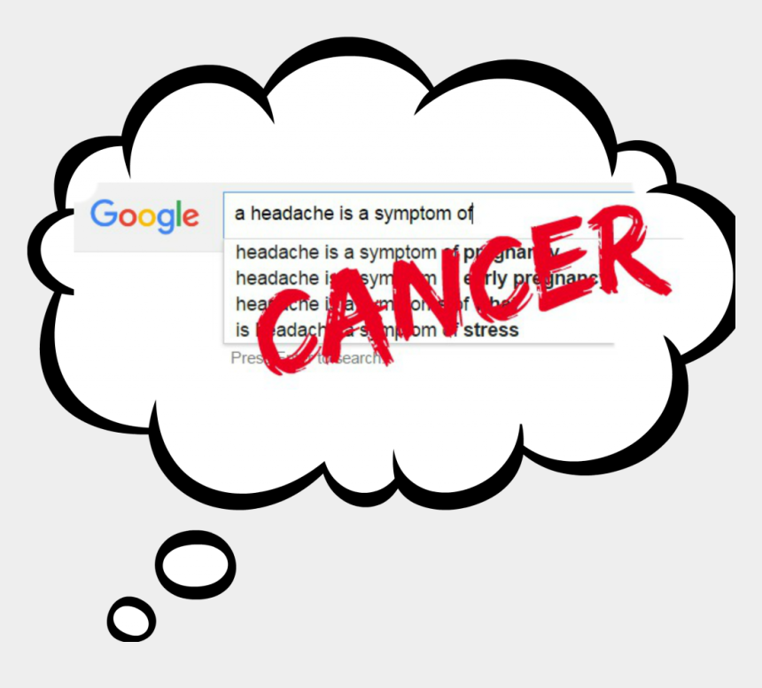 sorry for your loss clipart, Cartoons - Google Cancer Headache Thoughtbubble