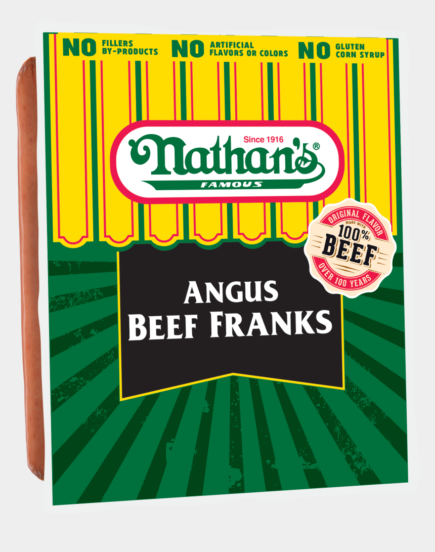 sorry for your loss clipart, Cartoons - Nathan's Famous Original Angus Bun-length Beef Franks, - Nathan's Franks