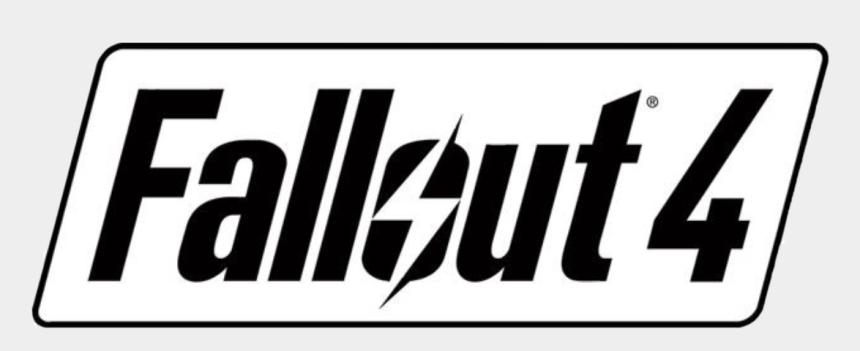 fallout shelter clipart, Cartoons - Draw Fallout 4 Logo