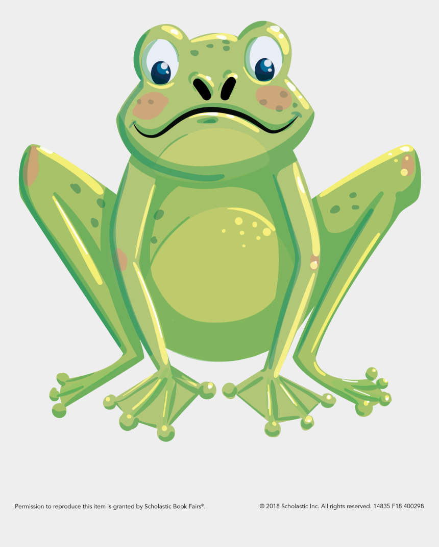 enchanted forest clipart, Cartoons - Pin By Jayne Dambman On 2018 Scholastic Bookfair Enchanted - True Frog