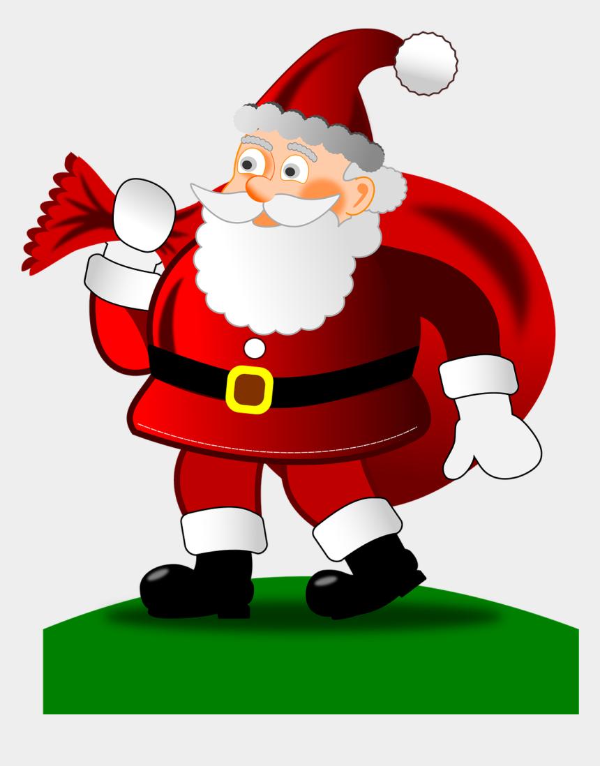 Joyeux Noel Clipart.Noël Heureux Le Père Noël Cadeaux Joyeux Noël Noel Baba