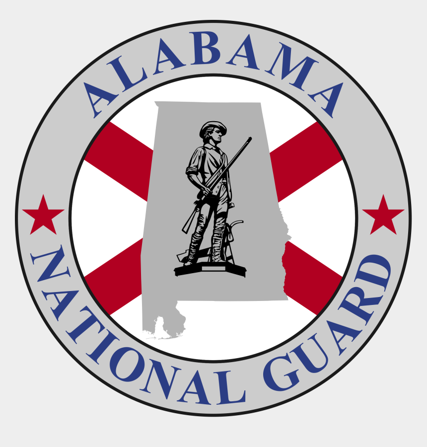 national guard clipart, Cartoons - Alabama, Army National Guard, Alabama Army National - Alabama National Guard Logo