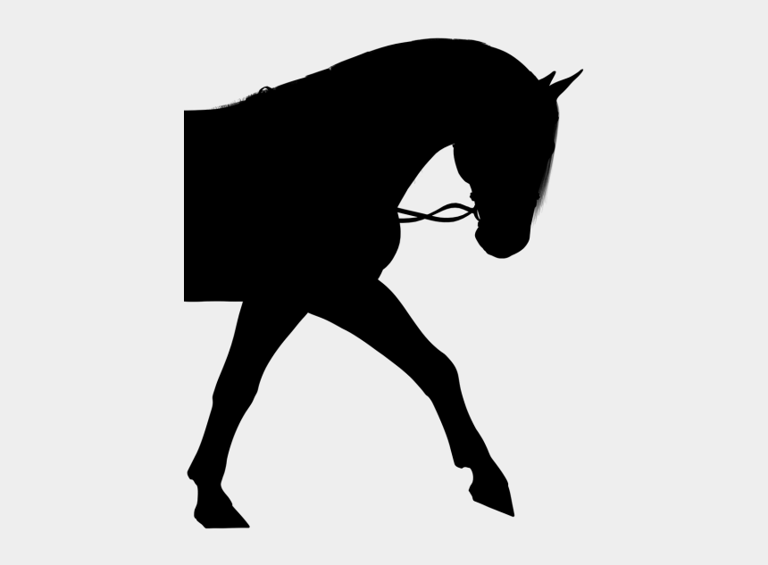 man riding horse clipart, Cartoons - Horse Silhouette Pony - Girl On Horse Silhouette