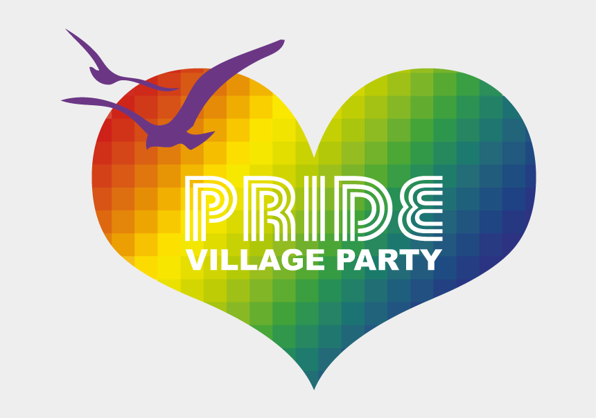 ticket out the door clipart, Cartoons - Pride Village Party - Graphic Design