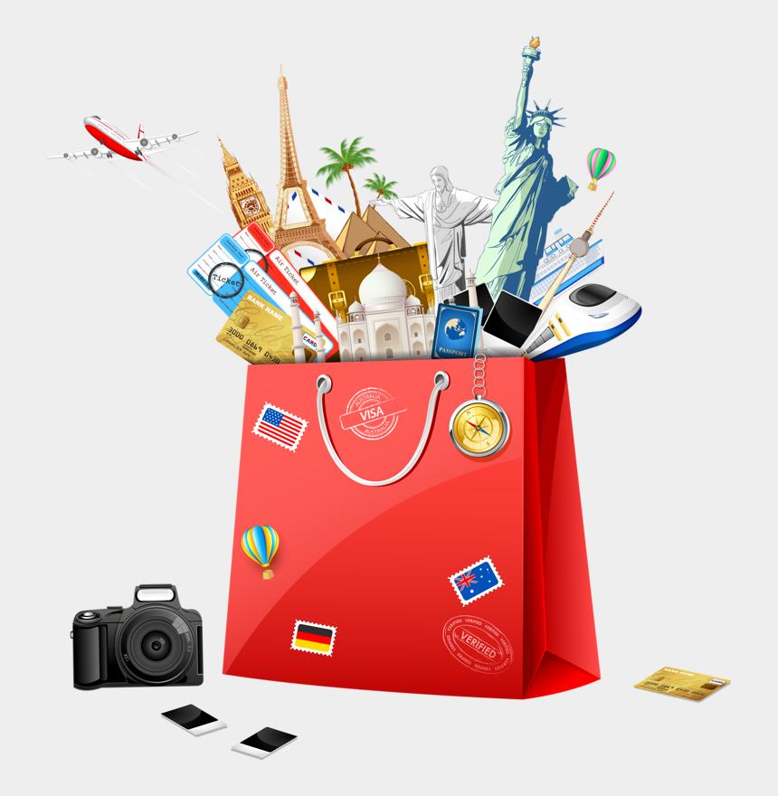 world traveler clipart, Cartoons - Tubes Voyages Trocar, World Traveler, Travel Planner, - Shopping Bag Images Background