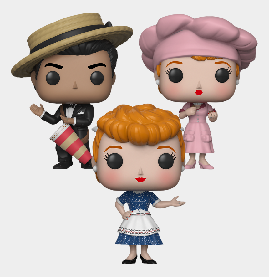 i love lucy clipart, Cartoons - I Love Lucy - Lucy Factory Funko Pop