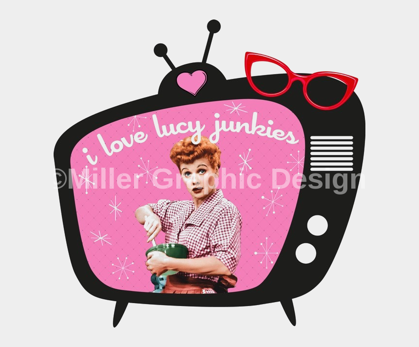 i love lucy clipart, Cartoons - I Love Lucy Junkies - Television