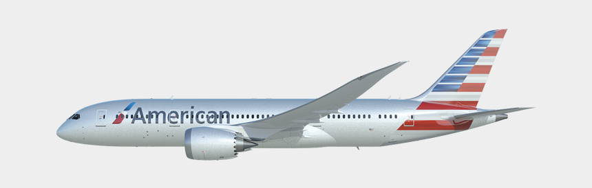 airline tickets clipart, Cartoons - Flight Clipart American Airlines - Boeing 737 Next Generation