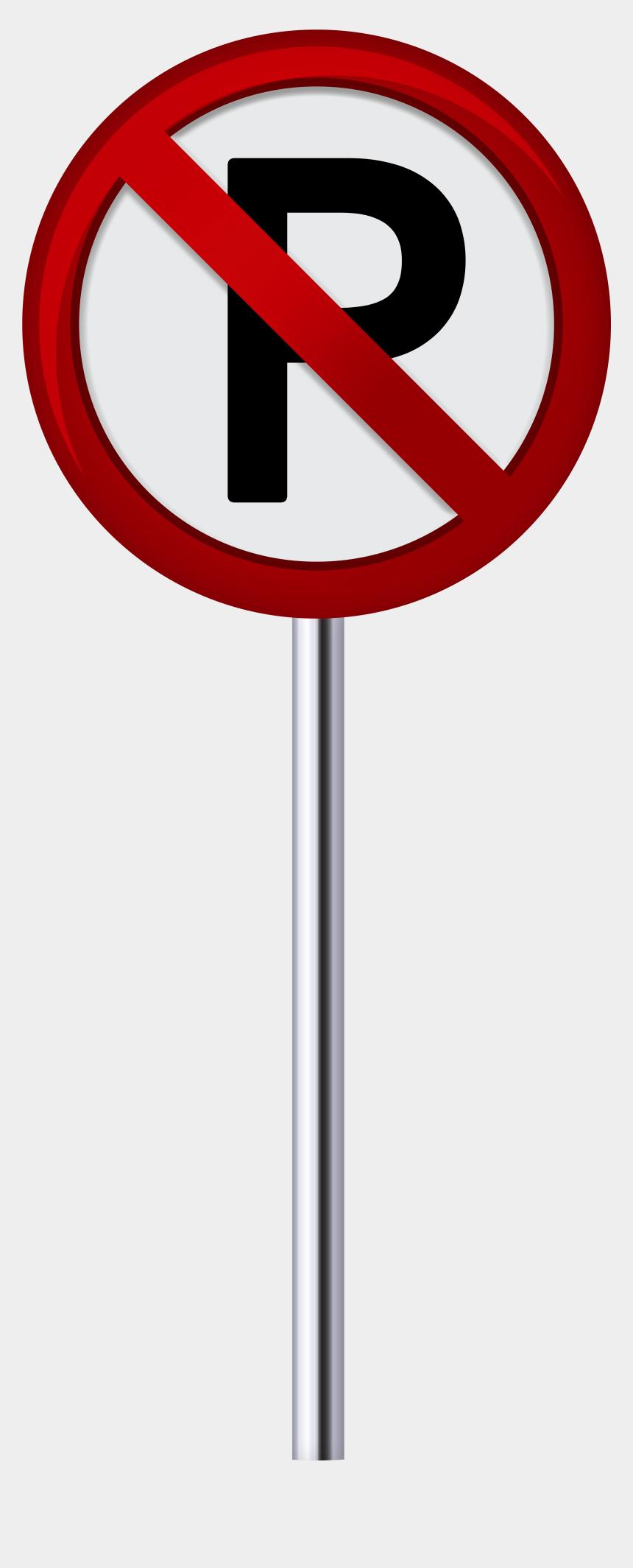 dollar signs clip art, Cartoons - No Parking Sign Png Clip Art - No Parking Area Sign