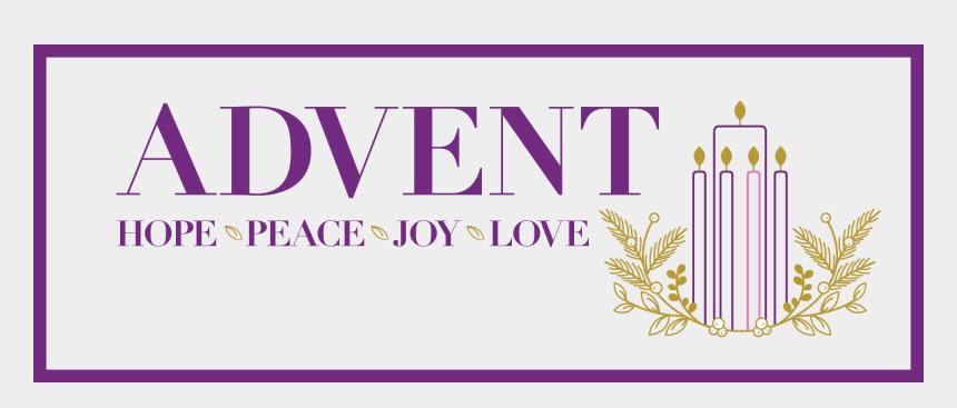 hope clipart, Cartoons - Advent Hope Peace Joy Love - Graphic Design