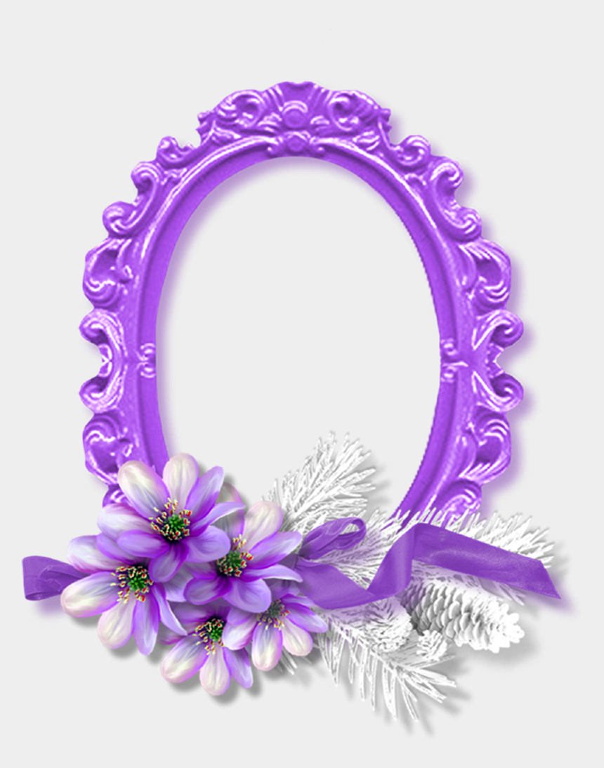 oval clipart, Cartoons - Discover Ideas About Rose Pictures - Flowers Oval Frame Png