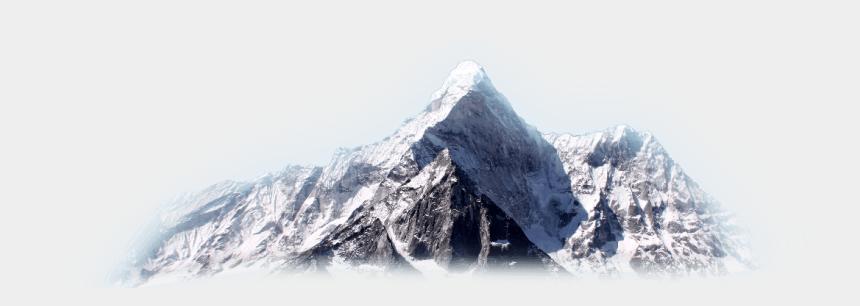 mountains clip art, Cartoons - Ridge Clipart K2 Mountain - K2 Mountain Png