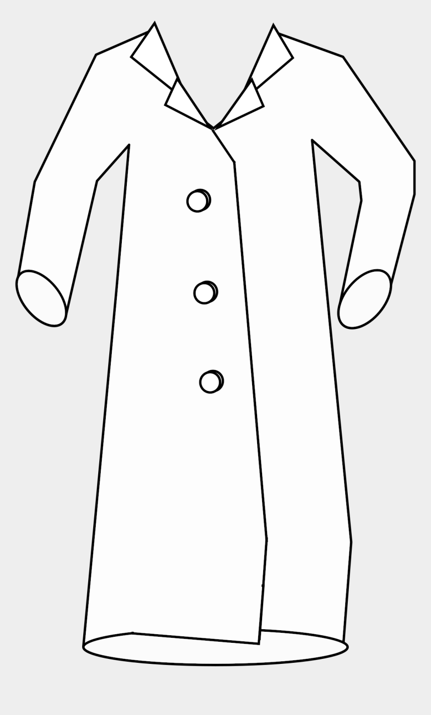 pocket clipart, Cartoons - Pocket Clipart Lab Coat - Lab Coat Clipart Png