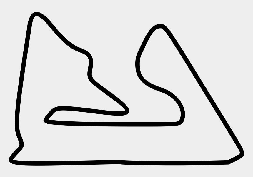 race track clipart, Cartoons - F Circuits Bahrain International Circuit Big Image - Bahrain F1 Track