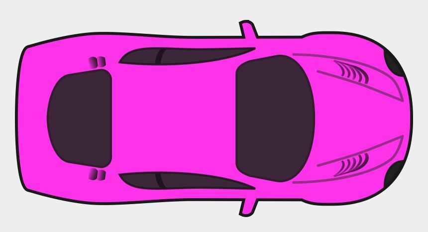 race track clipart, Cartoons - Clipart - Race Car Top Down