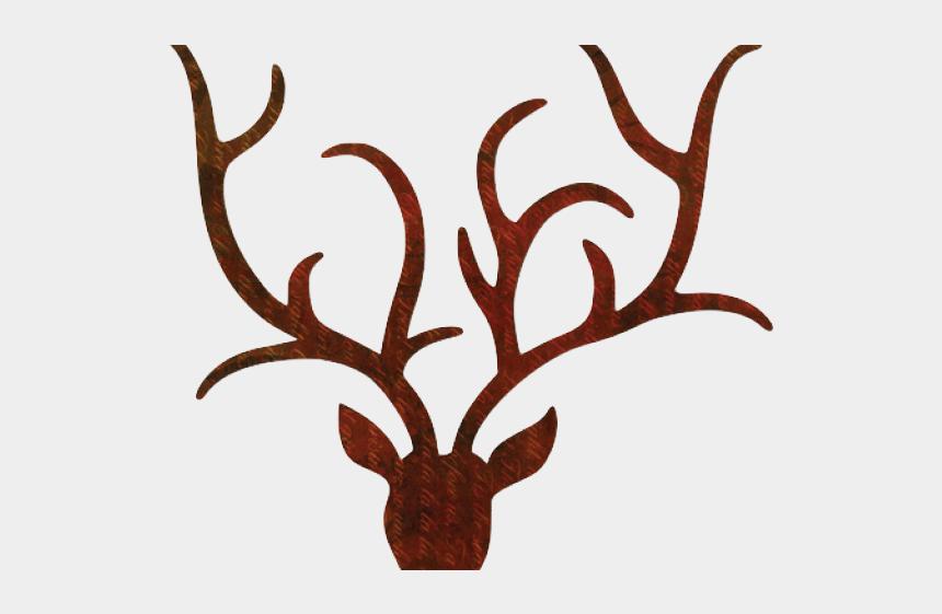 antlers clipart, Cartoons - Transparent Deer Antlers