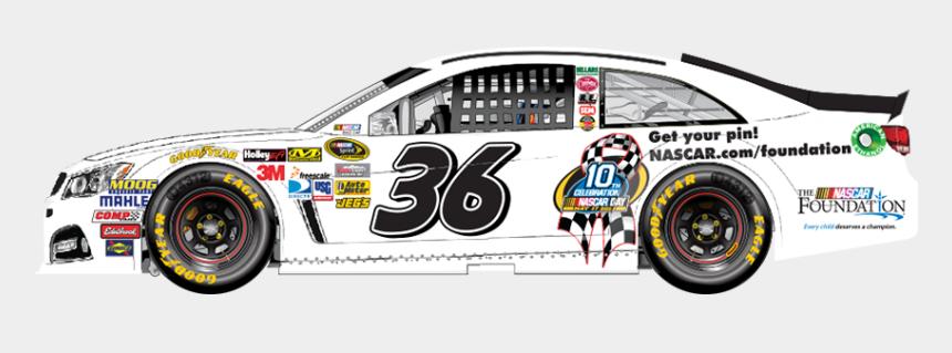 race track clipart, Cartoons - Nascar Clip Art Free - Interstate Batteries Race Car
