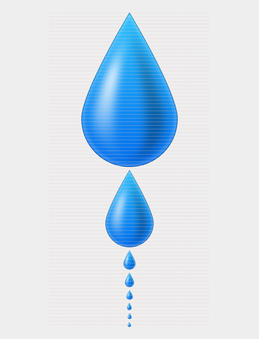water droplet clipart, Cartoons - Water Drop Icon Png Images & Pictures - Png Water Drops Cute