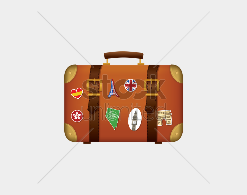 traveling clipart, Cartoons - Travel Clipart Case - Travel Bag Icon