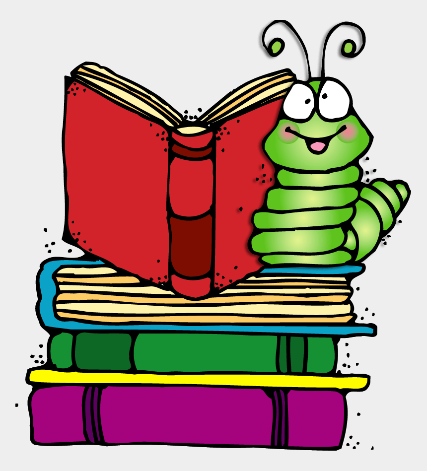 Cute Bookworm Clipart - Book Worm Clipart, Cliparts & Cartoons ...