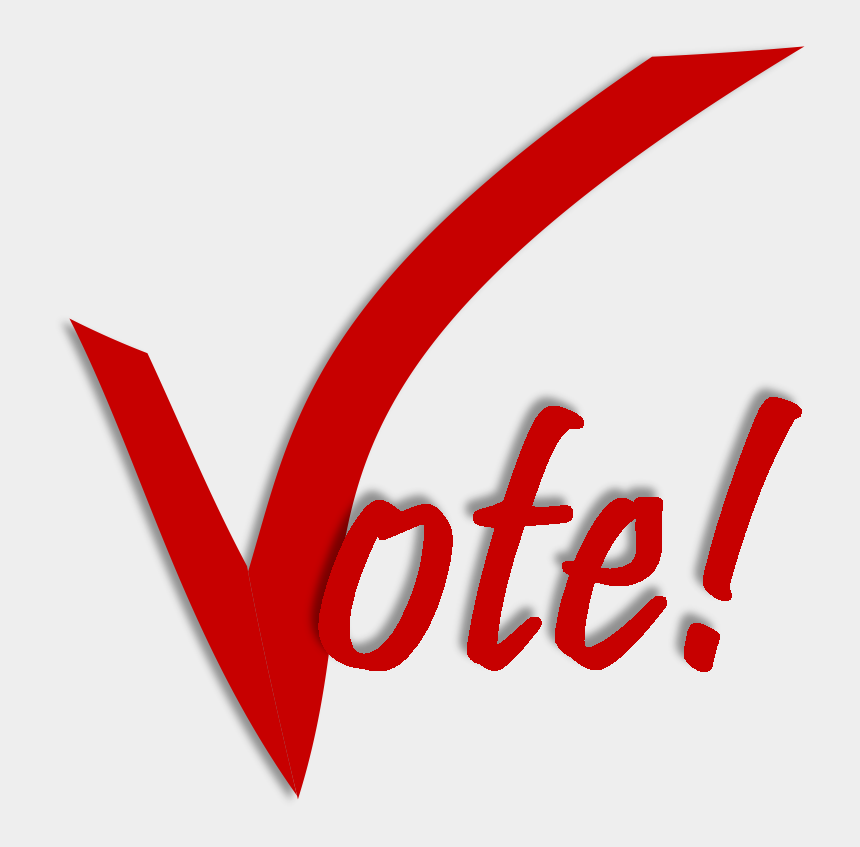 voting clipart, Cartoons - Naacp Louisiana State Conference - Vote With Transparent Background