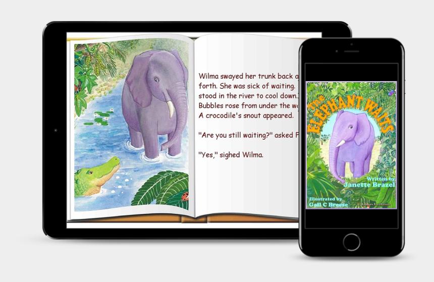 elephant trunk up clipart, Cartoons - Indian Elephant