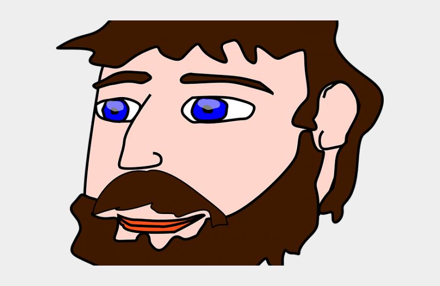 father face clipart, Cartoons - Moustache Clipart Dad - Head Clip Art