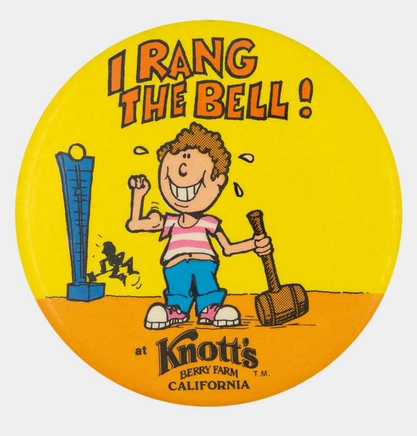 knotts berry farm clipart, Cartoons - I Rang The Bell At Knott's Berry Farm - Knotts Berry Farm