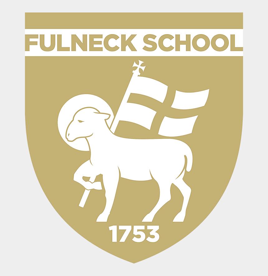 girl getting ready for school clipart, Cartoons - Fulneck School Logo