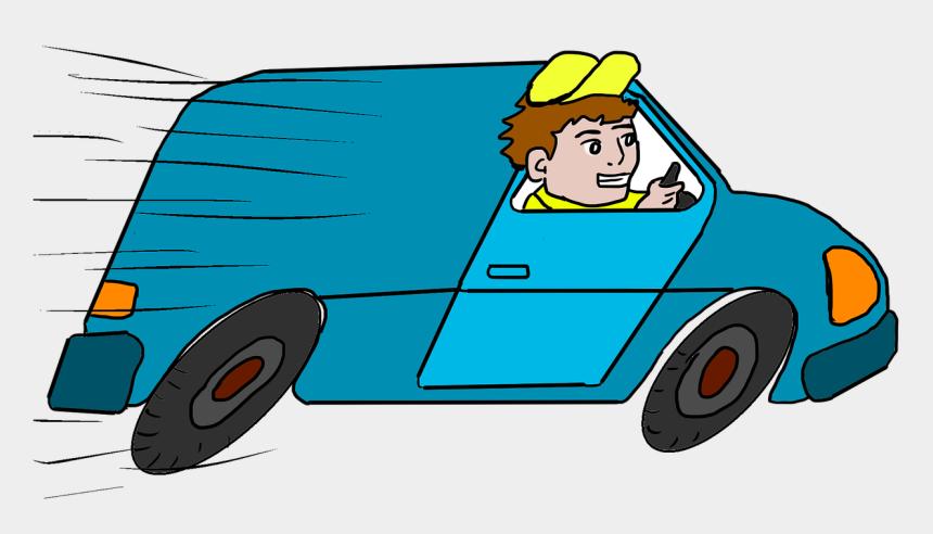 ups delivery clipart, Cartoons - Truck Delivery Via Ups Vs Usps - Truck