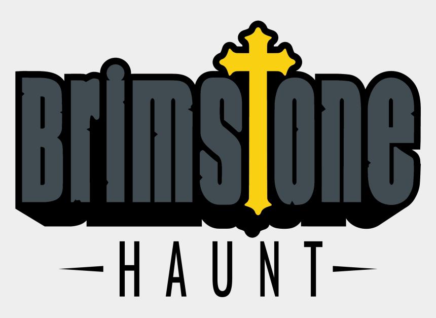 fall hayride clipart, Cartoons - Brimstone Haunt - Graphic Design