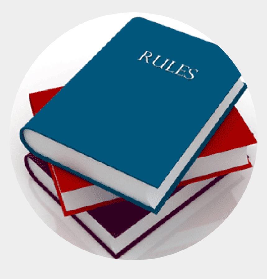 rule book clipart, Cartoons - Rule Book - Business Rules