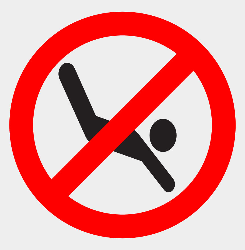 pool rules clipart, Cartoons - This Png File Is About Rules , Remix 11369 , No , Prohibit - Road Signs No Left Turn