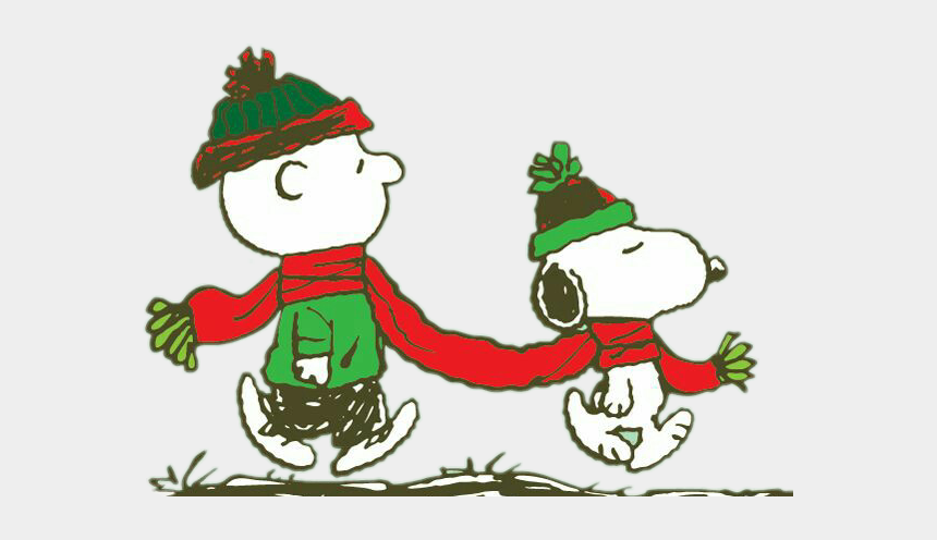 peanuts characters christmas clipart, Cartoons - #cartoon#stickeremix #sticker #remixit #snoopy #peanuts#christmas - Happy Wednesday Snoopy Christmas