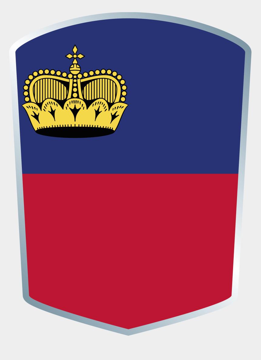 men's day program clipart, Cartoons - Lie - Flag Of Liechtenstein