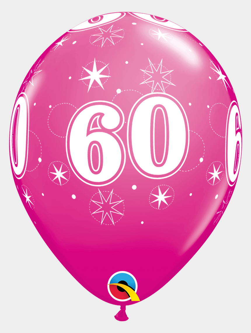 50 birthday clipart, Cartoons - 50th Birthday Balloon Clipart , Png Download - 40th Birthday Png