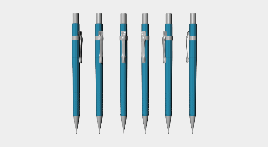 pen and pencil clipart, Cartoons - Clipart Pen Mechanical Pencil - Calligraphy