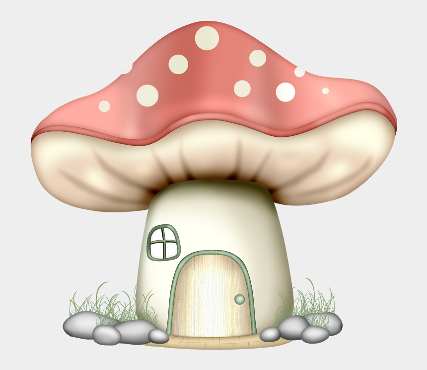 fairy house clipart, Cartoons - Álbumes Web De Picasa House Clipart, Mushroom House, - Cartoon Fairy Mushroom House
