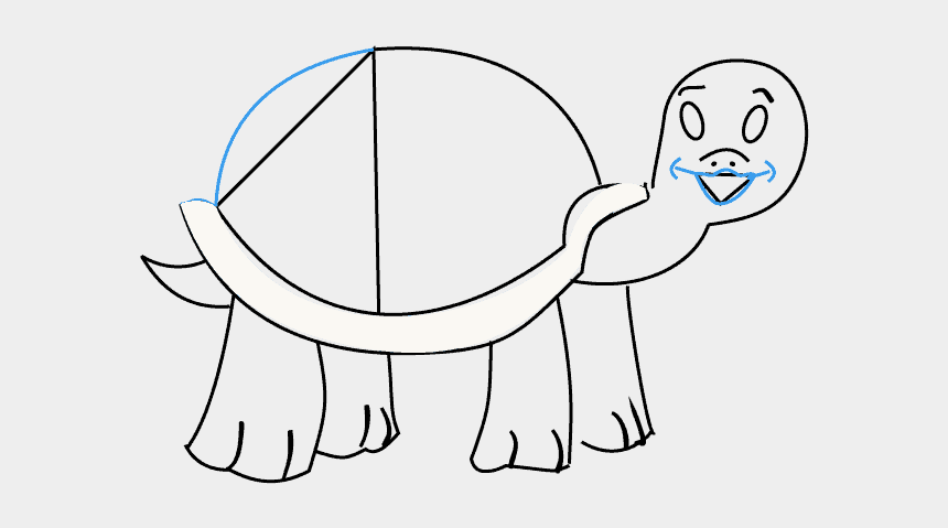 gopher tortoise clipart, Cartoons - Drawing Dory Baby Turtle - Cartoon